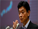 Japan's economy minister says government spending alone won't fill output gap