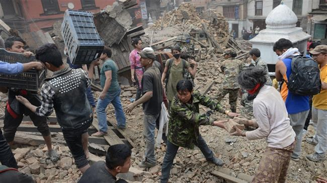 Album: Over 2,000 people killed in Nepal earthquake