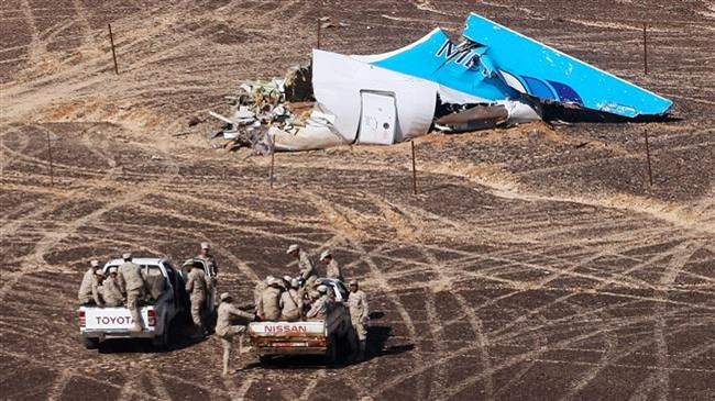 Bomb likely downed Russian airliner over Siani: UK government