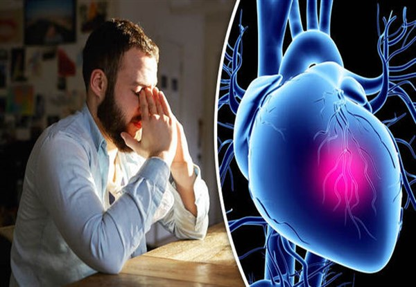 Depression as bad as obesity for heart disease