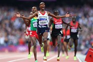 Farah says is 'a clean athlete', 'frustrated' by leaked report