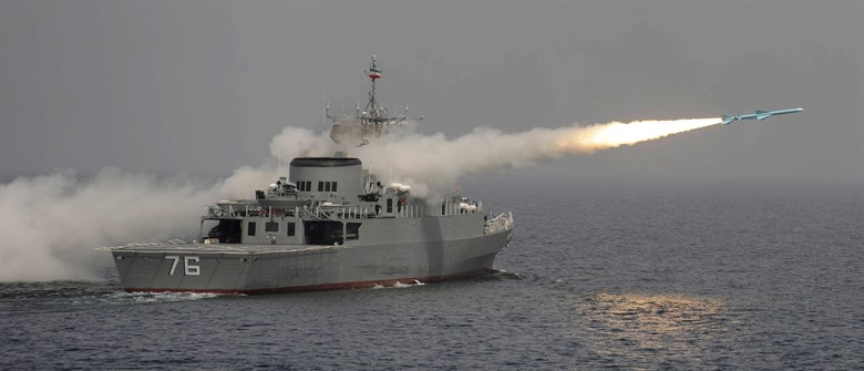 Navy launches military drills in south