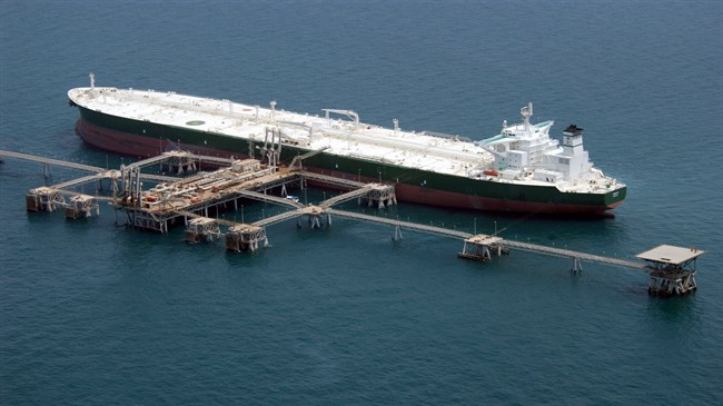 Iranian floating storage almost cleared