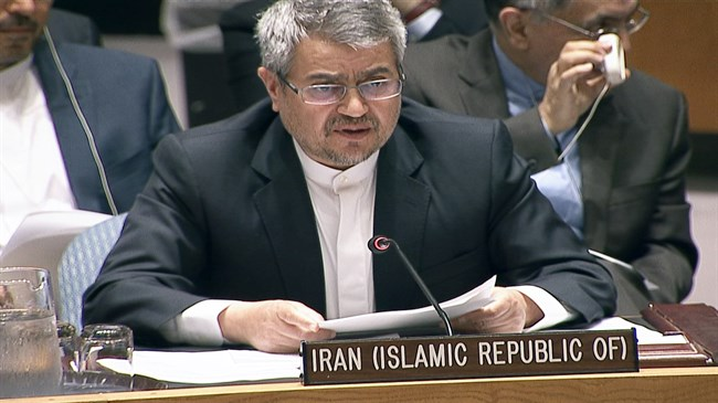 Tehran censures US for anti-Iran allegations