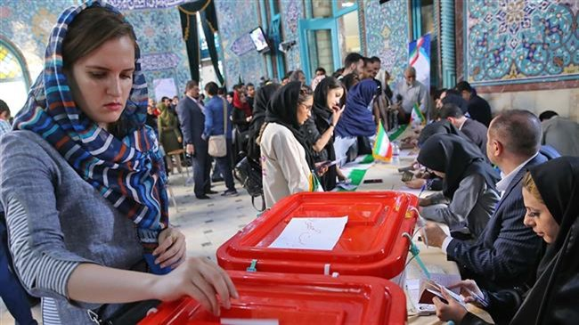 Over 20 million Iranians cast votes so far: Interior Ministry