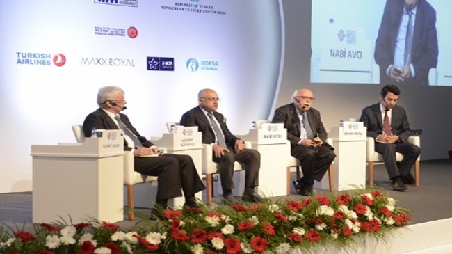 Turkish minister: Tourism an industry for promoting relations among peoples