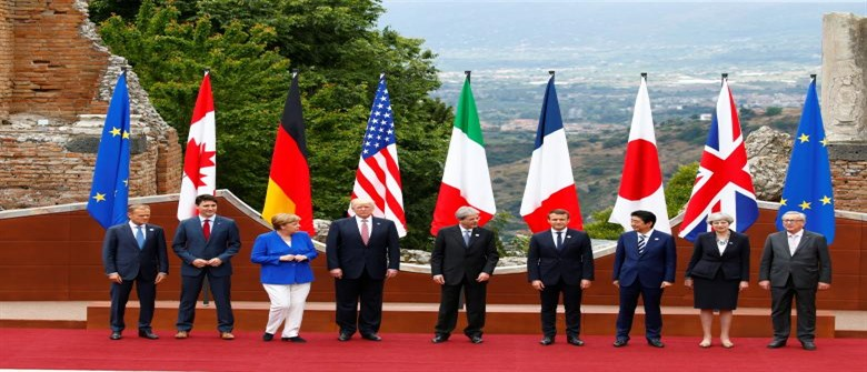 Disharmony at G7 as Trump plays his own tune