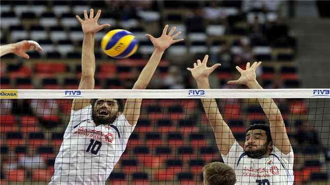Poland wins to deny Iran FIVB World League Finals berth