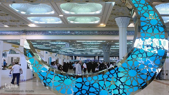Tehran Qur'an expo draws over 1.2 million visitors