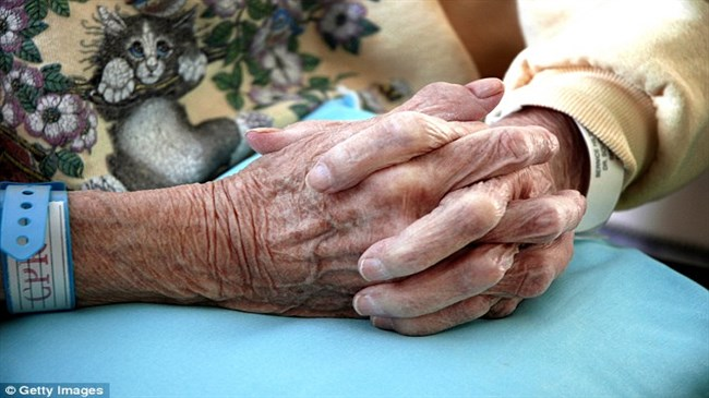 Elderly kept indoors for days in UK's care homes