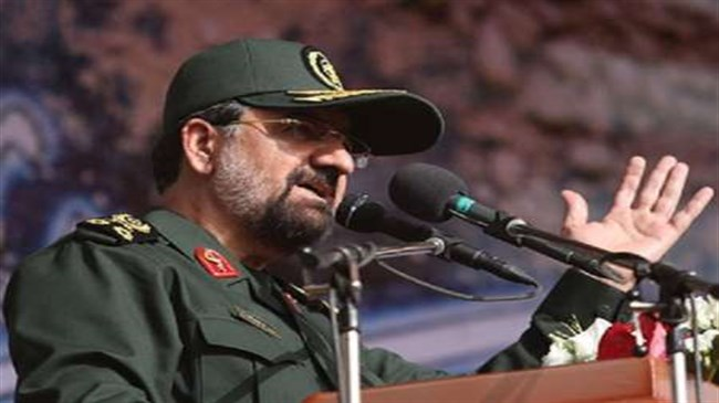 US to regret if chooses tug-of-war with IRGC: Former commander