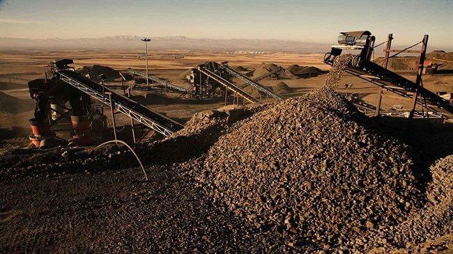 Iran produces over 6m tons of iron ore concentrates in two months