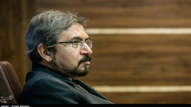 Iran not after forming coalitions against others in region