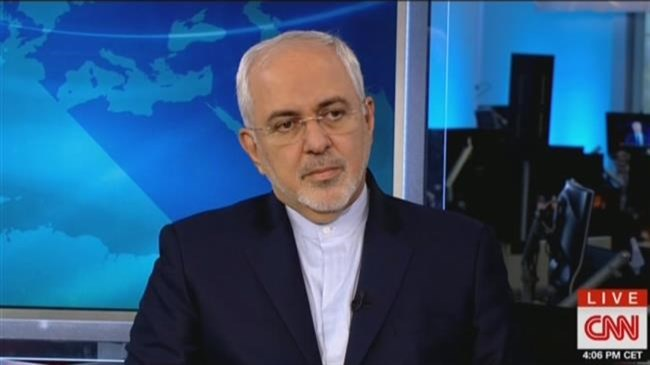 US violating nuclear deal: Iran foreign minister