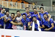 Iran U-23 eases past Iraq in Asian volleyball meet