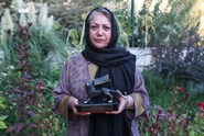 Iran's filmmaker on jury duty in Venice
