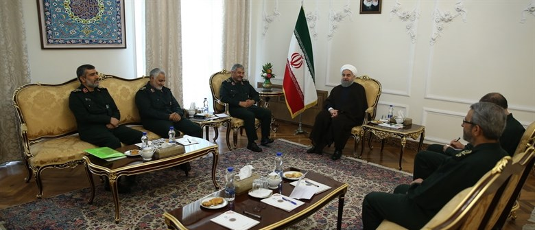 Rouhani: Unity key to fulfilling Leader's guidelines, serving people
