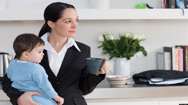 There's another reason why working moms feel so guilty