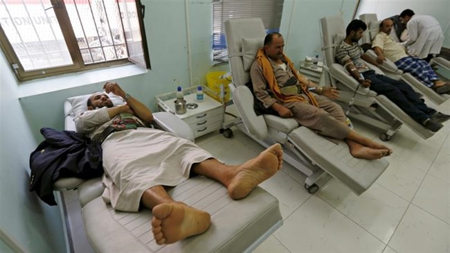 Yemen's blood bank faces threat of closure within days (video)