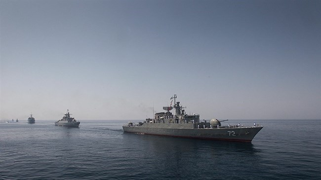 Iran to dispatch naval forces to Atlantic
