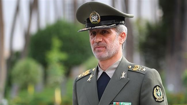 Iran missile program will continue unabated: Defense minister