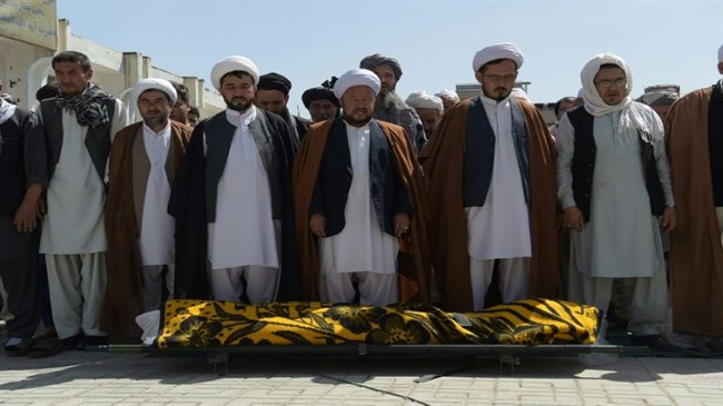 Afghanistan's Shias call for protection after latest mosque attack