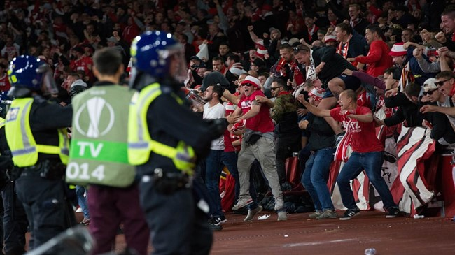 Cologne, Arsenal charged by UEFA for fan problems