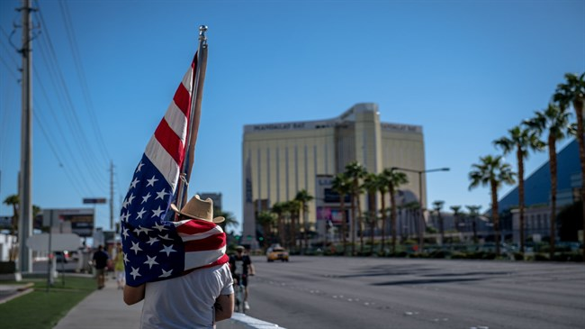 If only Stephen Paddock were a Muslim
