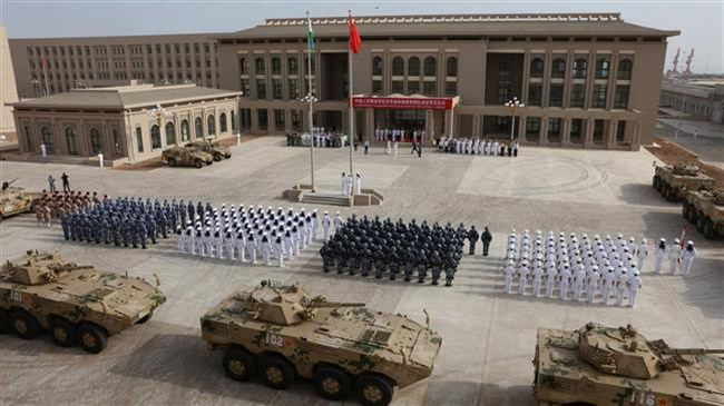 US alarmed by China's increasing global military role