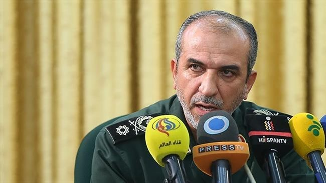 US provides logistic support to Daesh in Iraq, Syria: IRGC commander