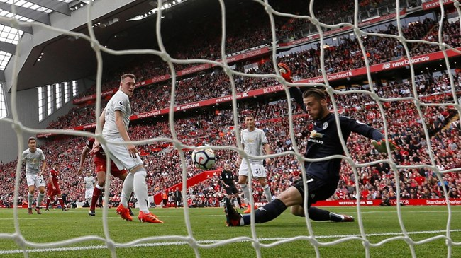 Wasteful Liverpool frustrated by United