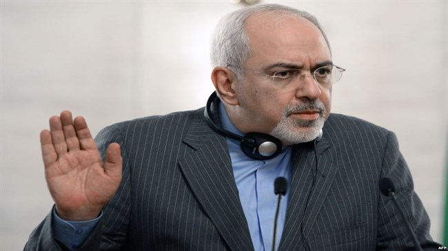 Zarif: US anti-Iran claim aims to whitewash war crimes in Mideast