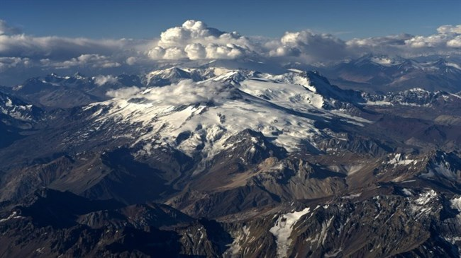 Snow in the Andes as clean as Canadian Arctic: Study