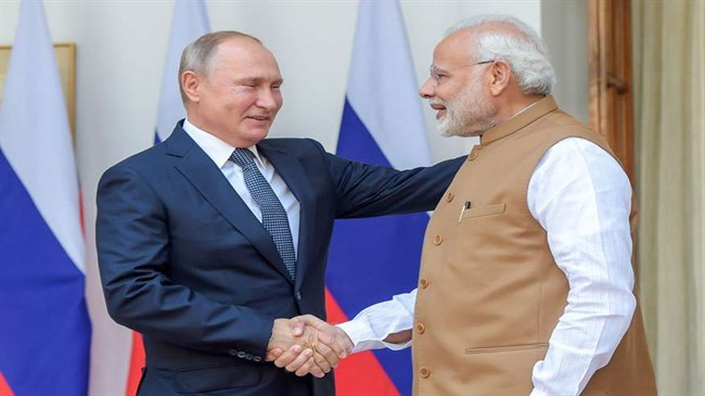 Deals show India-Russia ties more important than US sanctions