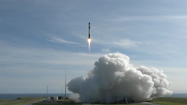 Rocket Lab's modest launch giant leap for small rocket business