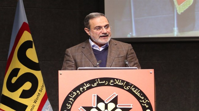 Iranian minister: Scientific cooperation helps create understanding among nations