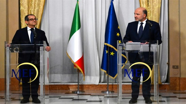 Italy Senate passes revised budget after EU standoff