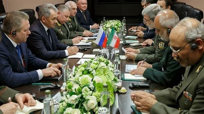 Iran, Russia discuss further cooperation in anti-terror fight