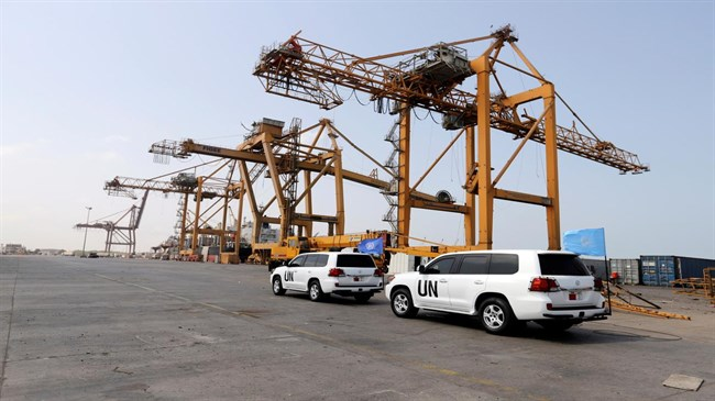 UN: Houthis pullout from Yemen ports on track