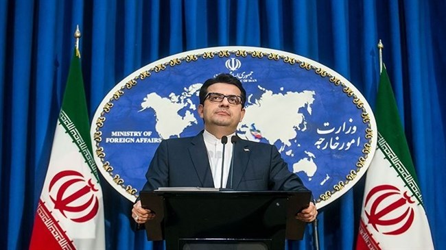 Spokesman: Iran will respond to US pressure with resistance