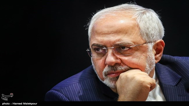 Zarif to Pompeo: US resorts to extortion, not Iran