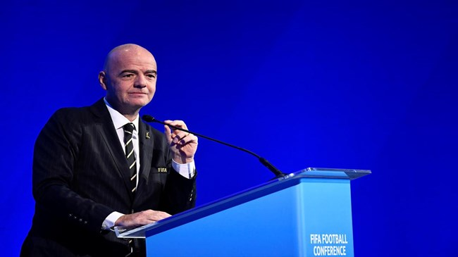 Iran has 'assured' women can attend qualifier: Infantino