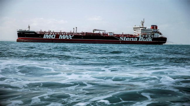 British tanker geared up for release: Iran