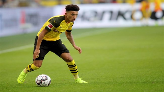 Chelsea confident of beating United to Sancho