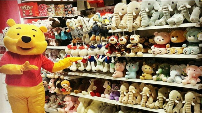 Iran's toy industry capable of boosting forex revenues: Association chief