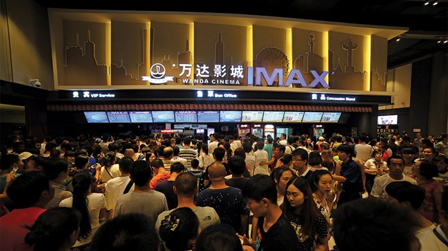 China shutters 70,000 movie theaters amid coronavirus outbreak
