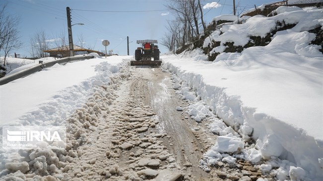 Official: Six killed in Gilan following heavy snowfalls