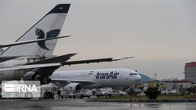IranAir suspends all flights to Europe due to 'unknown restrictions'