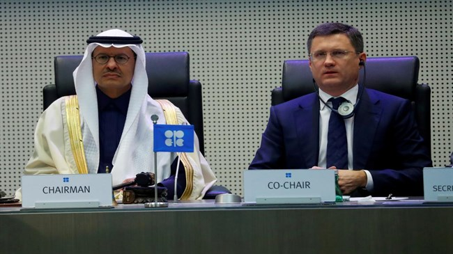 OPEC+ meeting delayed as Moscow-Riyadh oil price row intensifies