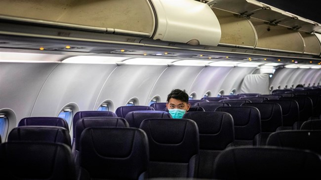 Nanomaterials can reduce biological hazards in aviation industry